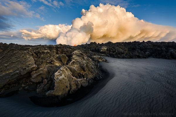 Lava & Sand
