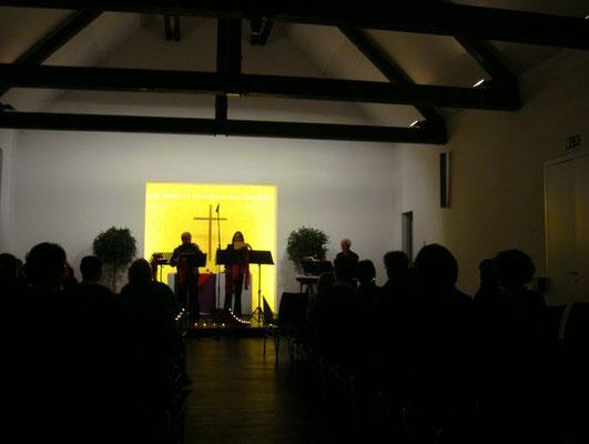 Weihnachtskonzert reformierte Kirche Küssnacht am Rigi, 2011