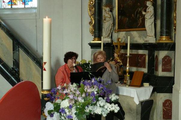 Taufe katholische Pfarrkirche Ebikon, 2012