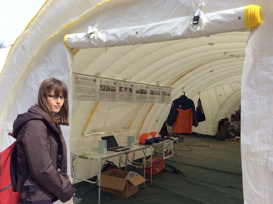 UN Zelt