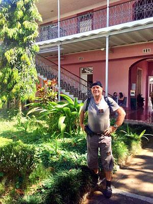 in der Bezirkshauptstadt Alajuela