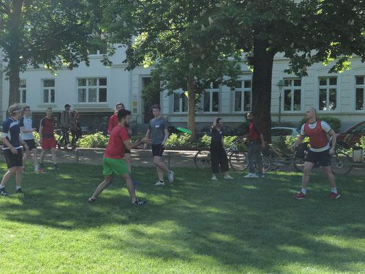 Ultimate Frisbee- Turnier