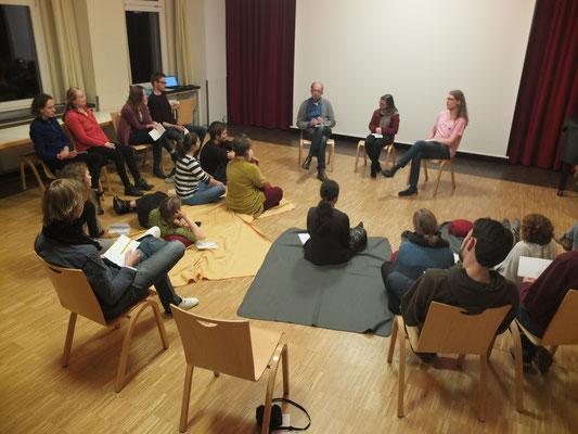 Lebenswege-Workshop 30.10.2019