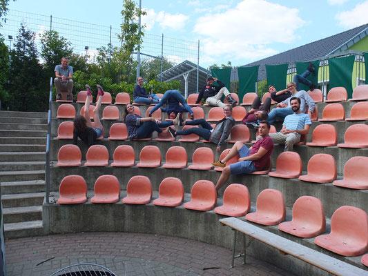Planungswochenende in Bad Honnef