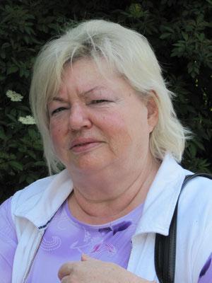 Marianne Grader feiert einen runden Geburtstag