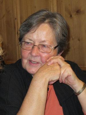 Hildegard Penteker feiert einen runden Geburtstag