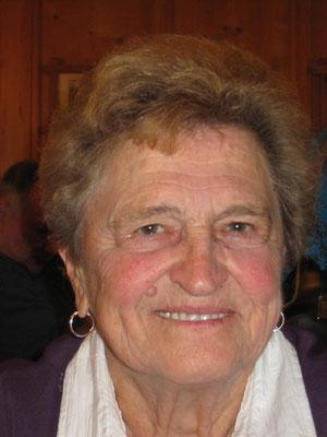 Aloisia Hofer feiert einen halbrunden Geburtstag