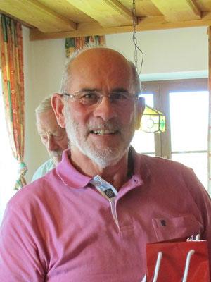 Hubert Buchgeher feiert einen runden Geburtstag