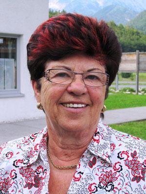 Brigitte Wiesinger feiert einen runden Geburtstag