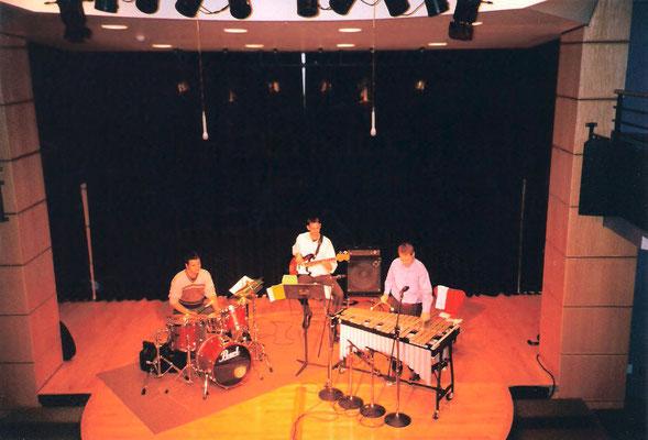 Mit Bill und Tobias, Berklee School of Music in Boston