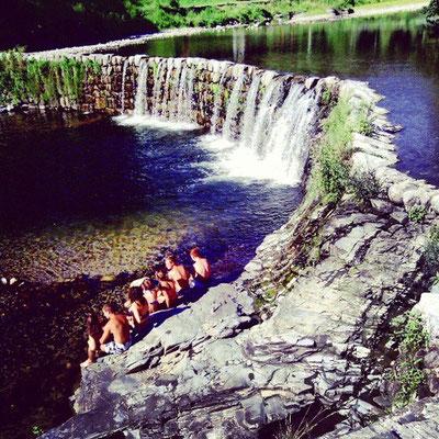 Une baignade à l'Hérault
