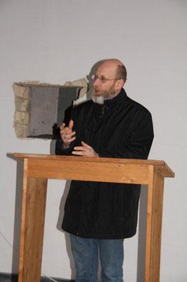 Grußwort des Evangelischen Pfarrers Udo Gerbeth