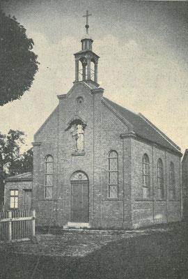 Rosenkranzkapelle um 1925