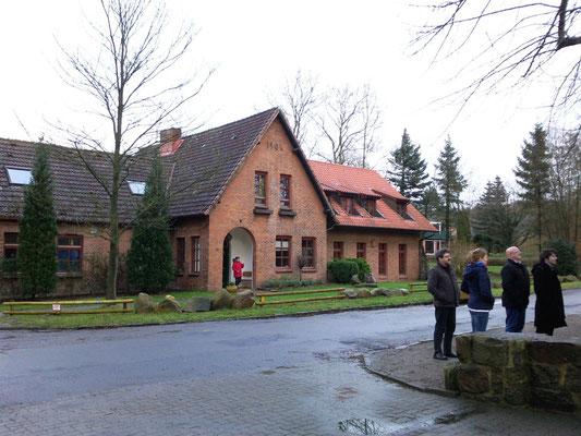 Jugendhaus St. Benedikt - unser Quartier