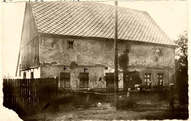 Gottesdienststandort Pessin 1927