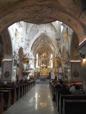 Pfarrkirche St. Bartholomäus, Oberglogau - Heimatpfarrei von Albert Willimsky
