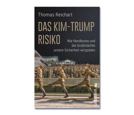 Thomas Reichart • Das Kim-Trump Risiko