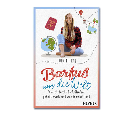 Judith Etz • Barfuß um die Welt