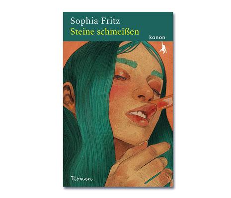 Sophia Fritz • Steine schmeißen