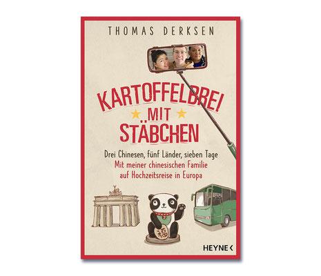 Thomas Derksen • Kartoffelbrei mit Stäbchen • Heyne