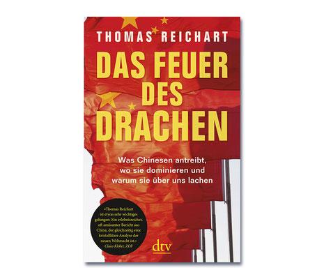 Thomas Reichart • Das Feuer des Drachen