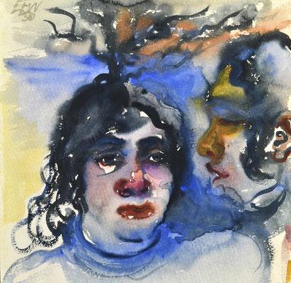 Paar im Gespräch (1930)