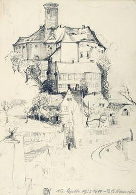 Schloß Weesenstein (1933)