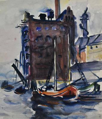 Kohlehafen Altona (1930)