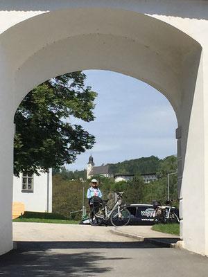 Koronakirche in Leiben