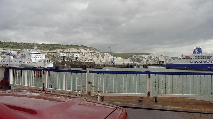 Dover Hafen