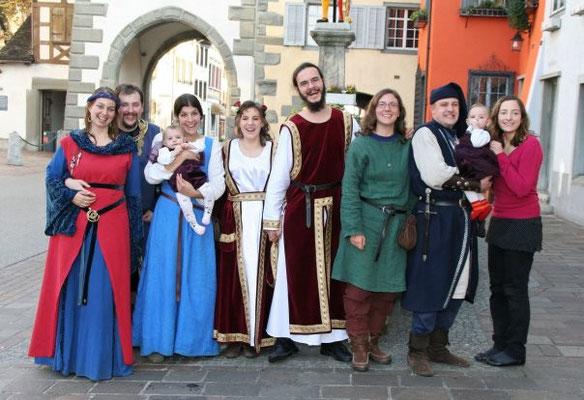 Eine Mittelalterliche Hochzeit ...