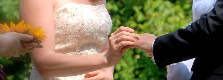 Der Ring, das Zeichen unendlicher Liebe