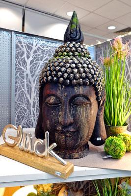 Formano, Buddha Kopf 53cm 45,-€
