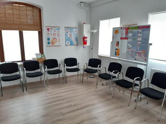 Schulungsraum Erste Hilfe Kurs Hannover