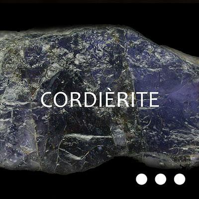 Cordiérite Iolite