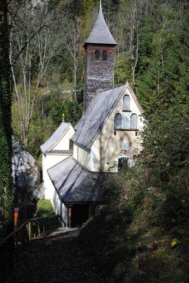 Kirche beim Klobenstein