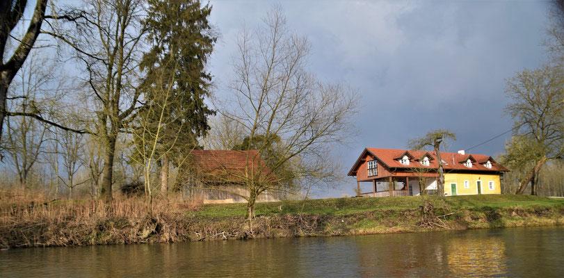 Haus am See... Nein am Innbach