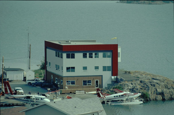 Float Base von Air Tindi