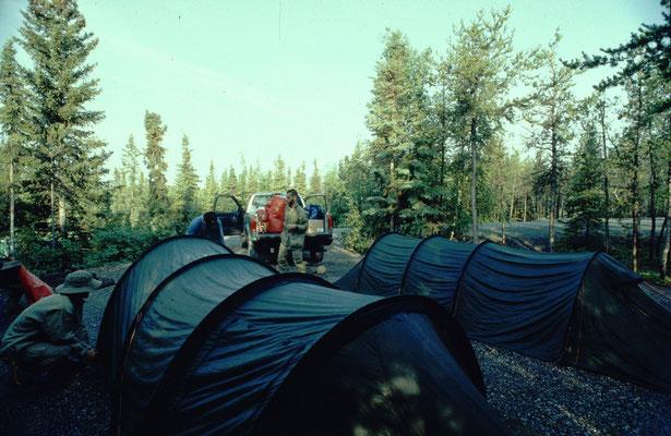 am Henne-Campground