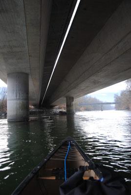 Autobahnbrücke A9