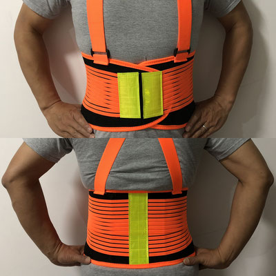 Model BT-31 Hi-Viz Back Support Belt