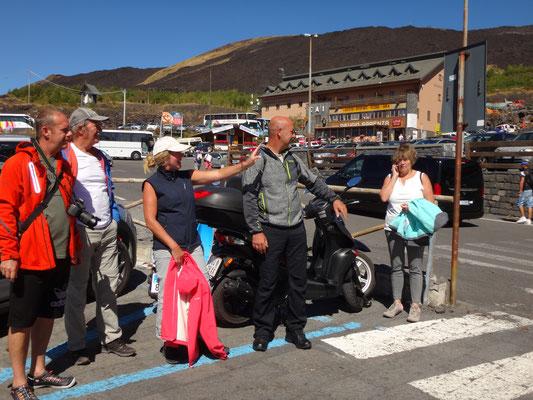 Parkplatz Änta