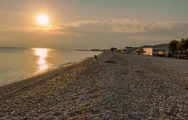 Strand von Fossacesia