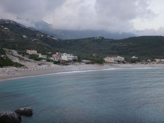 Bucht von Livadhi