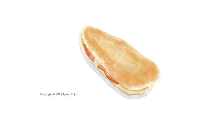 パニーニ:panini sandwich
