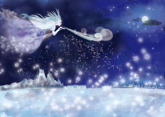 雪の女王:Snow Queen