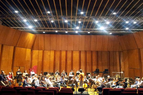 """Orchestra dell Arena di Verona; Stravinsky """"Pulcinella"""" with Teresa Iervolino, Soprano; Paolo Antognetti, Tenore; Raphael Sigling, Basso"""