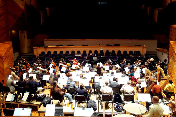 Orquesta Sinfónica del Estado de México; Sala Felipe Villanueva