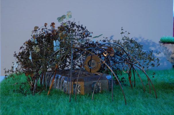 La maison de mon doudou, maquette. (Crédit photo: Corinne Janier)