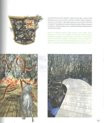 """""""Jardins Créatifs"""", Sophie Barbaux, édi: ICI Consultants, 2008"""